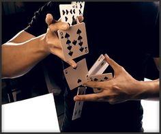 Crazy Card Flourishes