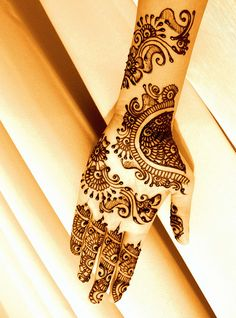 Fusion Part II by Joy of Henna, via Flickr