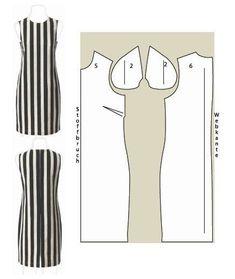 Сногсшибательные модели из одного куска ткани. Мечты становятся реальностью! Cocoon Dress, Model Outfits, Projects To Try, Sewing, How To Make, Handmade, Clothes, Dresses, Patterns