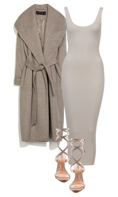"""""""Untitled #316"""" by w-brandy ❤ liked on Polyvore featuring Zara"""