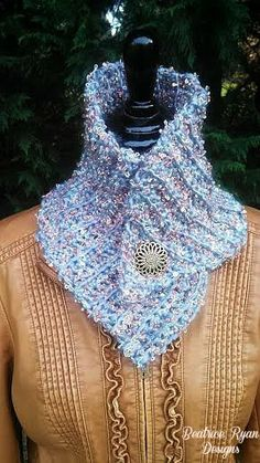 Queens Cowl Free Pattern