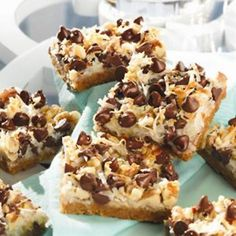 Magic Cookie Bars - My mom has made these for decades.  They are the BOMB!!!! :-)