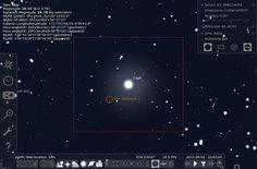 A realistic planetarium in 3D. Linux, Mac, Windows.