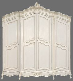 french large armoire