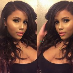 @Makeupbycari  Myfantasyhair.com  Luxury clip in hair extensions. #myfantasyhair #mfhextensions #myfantasyhairextensions #clipinhairextensions #hairoftheday #extensions #fashion #hair #hairstyles #prettyhair #longhair #ideas #makeupartists #review #beauty #hairextensions #clipin