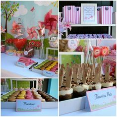 Pinwheel Themed Baby Shower with Lots of Cute Ideas via Kara's Party Ideas   KarasPartyIdeas.com #Pinwheels #Party #Ideas #Supplies (1)
