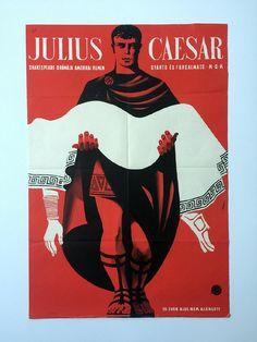Laszlo Banki, Julius Caesar, 1961