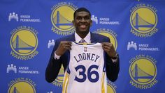 Warriors Kevon Looney on track to return for training camp