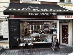 Le Gourmand, værnedamsvej. Spécialités françaises à Copenhague. Francis, 2013 I Francisapp.com