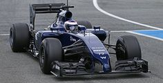 Williams takes wraps off new F1 car - Racer.com