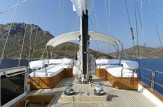 Luxury GLORIOUS - Sailing Yacht Check more at https://eastmedyachting.co.uk/yachts/glorious-sailing-yacht/