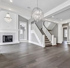 This ash-gray wooden floor with light taupe walls . Not the other picture . - This ash-gray wooden floor with light taupe walls … Not the other picture with dark … - Dark Wood Floors Living Room, Living Room Grey, Living Rooms, Grey Flooring, Wooden Flooring, Hall Flooring, Wood Paneling, Grey Hardwood Floors, Bedroom Flooring