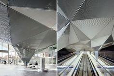 Logrono High Speed Station-Abalos Sentkiewicz Arquitectos