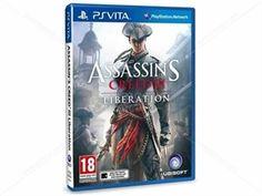 Assassins Creed III PS Vita Game - eZmaal.com