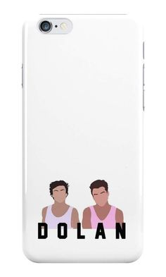 Our Dolan Twins Cartoon Phone Case is available online now for just £5.99.    Fan of the Dolan Twins, Ethan Dolan & Grayson Dolan? You'll love this cartoon Dolan Twins phone case available for iPhone, iPod & Samsungs.    Material: Plastic, Production Method: Printed, Authenticity: Unofficial, Weight: 28g, Thickness: 12mm, Colour Sides: White, Compatible With: iPhone 4/4s | iPhone 5/5s/SE | iPhone 5c | iPhone 6/6s | iPhone 7 | iPod 4th/5th Generation | Galaxy S4 | Galaxy S5 | Galaxy S6 |