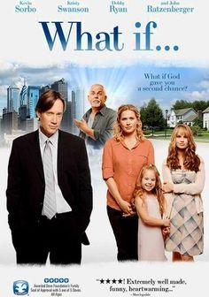What If...  Would-be preacher Ben Walker (Kevin Sorbo) left his church and his college sweetheart, Wendy (Kristy Swanson), for a lucrative career, but when the slick executive's new ride breaks down, angelic tow-truck driver Mike (John Ratzenberger) offers to show where Ben's life might have gone. In this comedy of second chances, Ben awakens to find Wendy and their kids getting ready for church, while ahead of him lies a day of reckoning and reconsideration.