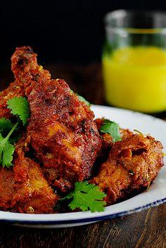 Ayam Masak Merah (Spicy Red Chicken); via The Delicious Appreciations of Pick Yin.