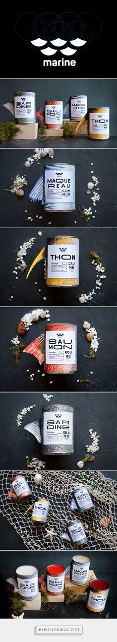 MARINE - Fish canned by Vo Dang, Yen Vy Vo