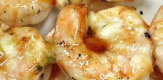 Tailgaiting - Bone Suckin' Lemon-Dill Grilled Shrimp Recipe