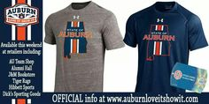 State of Auburn Shirts are here!!