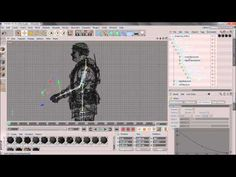 Cinema 4D | Easy Rigging Tutorial - YouTube