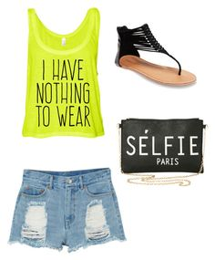 """""""I Have Nothing to Wear"""" by kaylahca ❤ liked on Polyvore featuring Monki, Wet Seal and Torrid"""