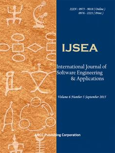 International Journal of Software Engineering & Applications (IJSEA)    ISSN : 0975 - 9018 ( Online ); 0976-2221 ( Print )    http://www.airccse.org/journal/ijsea/ijsea.html    Scope & Topics    The International journal of Software Engineering & Applications (IJSEA) is a Bi-Monthly open access peer-reviewed journal that publishes articles which contribute new results in all areas of the Software Engineering & Applications. The goal of this journal is to bring together researchers and…