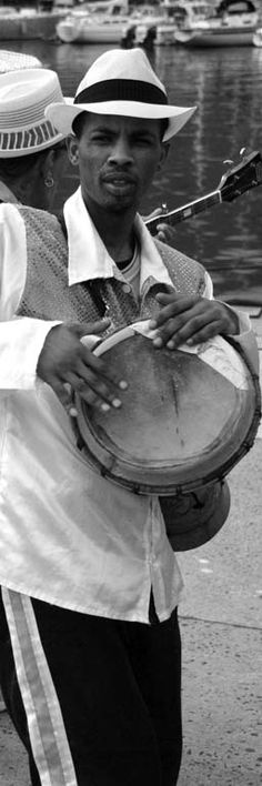 Klopse Drummer, Cape Town #Dan Swart