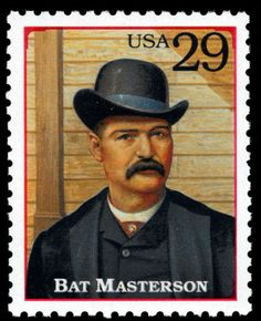 April 16, 1886: On the streets of #DodgeCity, famous western lawman and gunfighter #BatMasterson fought the last gun battle of his life.
