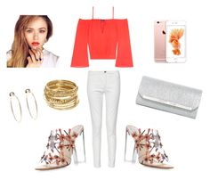 """""""Fresh!"""" by kksnanny ❤ liked on Polyvore featuring Bebe, French Connection, Paul Andrew, Natasha Accessories and ABS by Allen Schwartz"""