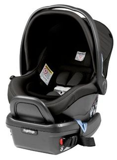 Peg Perego 4-35 Review: Primo Viaggio Rear Facing Infant Carseat w/ compatible stollers