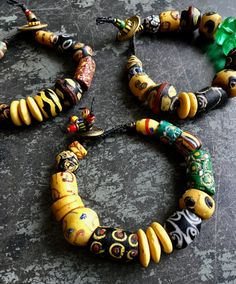 Welcome to Funky Frog where you will find African Beads, African Beads jewelry and much more. New African Beads will be uploaded regularly. African Beaded Bracelets, African Beads Necklace, African Jewelry, Gemstone Bracelets, Handmade Bracelets, Bead Jewellery, Beaded Jewelry, African Trade Beads, Bracelet Crafts