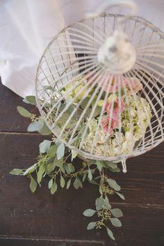 Un matrimonio bucolico pieno di piante succulente
