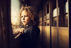Train...  by ~monikha  Photography / People & Portraits / Infants and Children