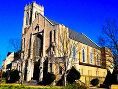 First English Church in Richmond, Virginia