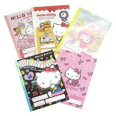 Are you ready for a new week with a set of Japanese KAWAII stationery?