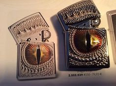 Original ZIPPO Dragon Eye limited collector item very rare Mystery Zippo in Collectibles | eBay