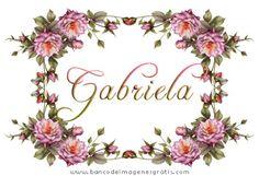 75 postales con flores y nombres de mujeres para el muro o perfil de tu Face -> Si no encuentras el tuyo, puedes pedirlo... | BANCO DE IMÁGENES