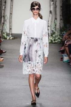 Honor | Spring 2014 Ready-to-Wear Collection | Style.com