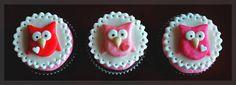 #owl #cupcake #love