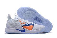 quality design b0330 261fd Nike PG 3 The Bait III White Photo Blue For Men-4