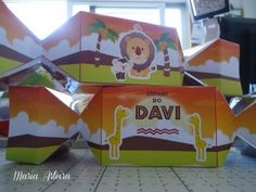 Papelaria Safari do Davi!