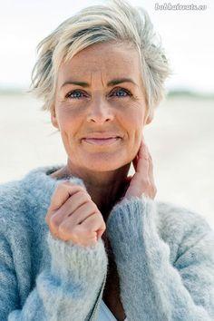 45 Short Hairstyles for Older Women Over 50 - 25 #ShortBobs