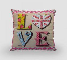 Chria - Objetos de design, handmade, bolsas, arte, acessórios - Almofada 1550