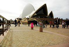 Skillful Yarn Bombing Street Art - My Modern Metropolis - Sydney Australia Yarn Bombing, Knitting Kits, Knitting Projects, Modern Metropolis, Guerrilla, Sydney Australia, Photo Art, Modern Art, Graffiti