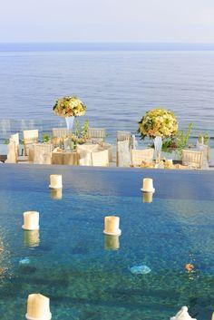 Pandawa Cliff Estate - Sensational wedding location.