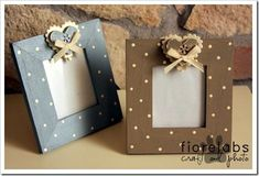 How to use picture frames in interior Design? Burlap Crafts, Wooden Crafts, Diy And Crafts, Crafts For Kids, Paper Crafts, Cute Picture Frames, Cute Frames, Interior Design Themes, Country Paintings