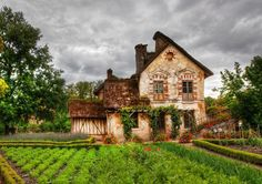 Marie Antoinette Peasant Cottage- France