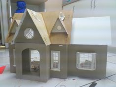 Orchid dollhouse build with Primrose bash | Mama's Mini's