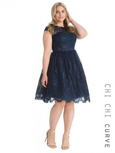 Chi Chi Curve April Dress - chichiclothing.com